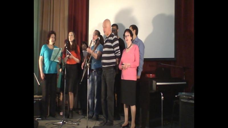 Песни Александра Кивина поют участники клуба