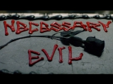 Motionless In White - Necessary Evil feat. Jonathan Davis OFFICIAL VIDEO