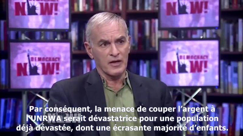 N. Finkelstein: l'aide US à la Palestine et l'Arabie Saoudite / Финкельштейн: помощь США палестинцам и Саудовской Аравии