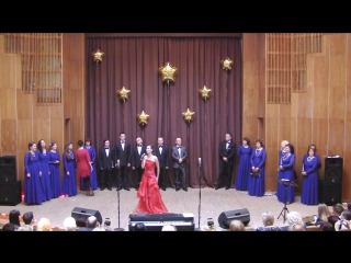 Вера Дашевская. Выходная ария Сильвы