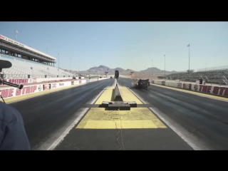 850 HP Trophy Truck vs 10000 HP Funny Car