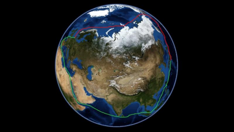 O globalnom otopljenju...