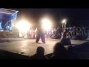Файер-шоу в Булгаре