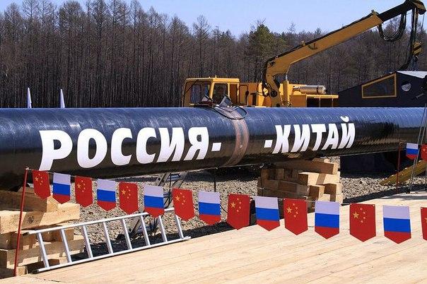 Объем импортированной нефти по нефтепроводу 'Россия-Китай' за январь в