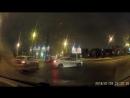 ДТП на перекрестке Витебского и Орджоникидзе 09.01.20181