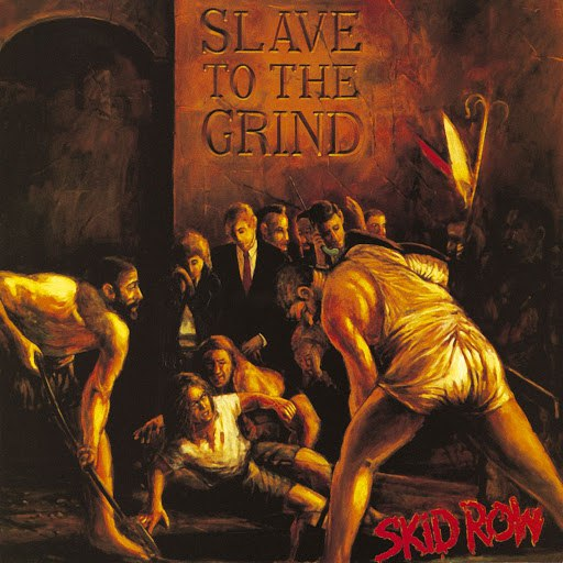 Skid Row альбом Slave To The Grind