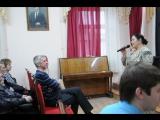 концерт к юбилею Анны Литвиненко
