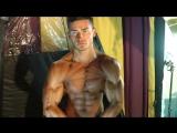 Muscle show Paris pump room