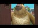 Медведи-соседи 2 сезон 083. Кто сидит в носилках