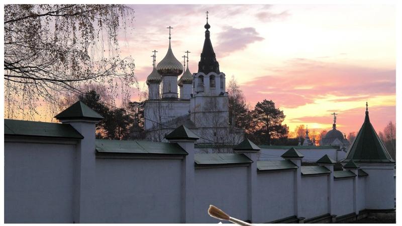 Троице-Сыпанов Пахомиево-Нерехтский женский монастырь.