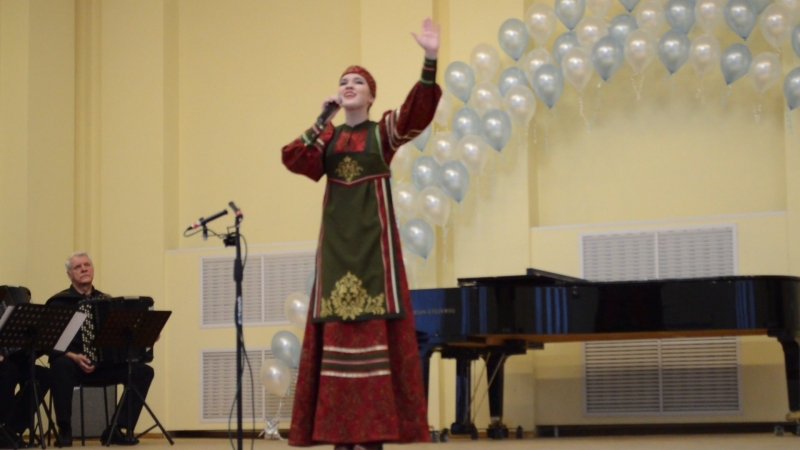 Мария Кирьянова Калевальские лебеди