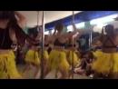 Африканский танец от группы ПРОФИ в студию😂🙈
