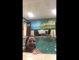 Заплыв в бассейне Атлантиды