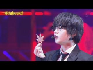 Keyakizaka46 - Kaze ni Fukarete mo (The 59th Japan Record Award от 30 декабря 2017)