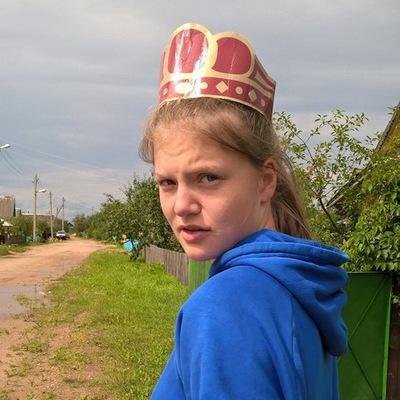 Машка Мельникова
