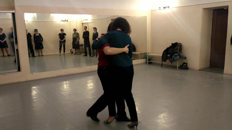 Урок 25.01.18: танго и канженге
