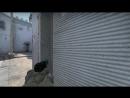 Smoke kill CS GO MM Dust 2