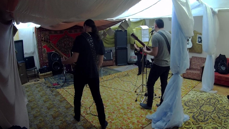 ShtriH - Плод Времени (Rehearsal 01.02.2018)