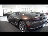 Lamborghini Huracan LP 610-4 Marrone Alcestis
