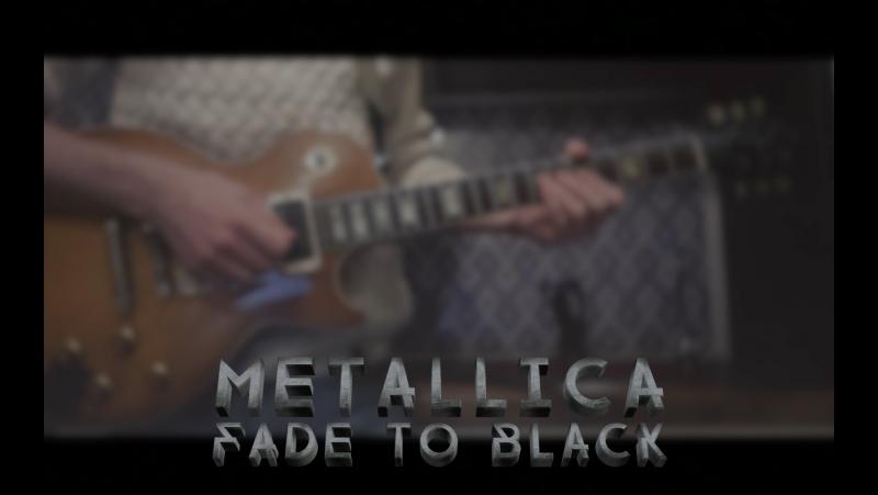 Metallica Fade to Black cover teaser