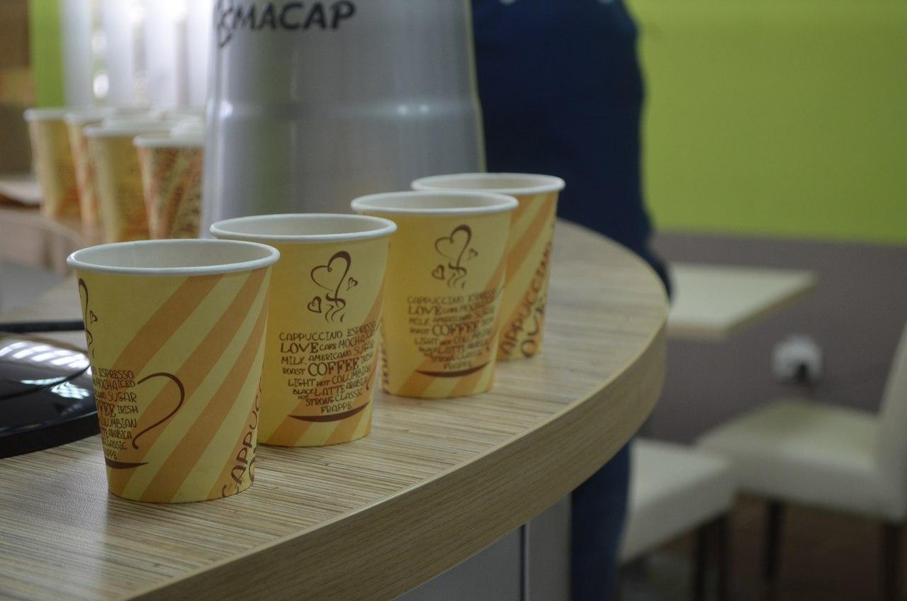 Студенты ЛНУ имени Тараса Шевченко продегустировали разные сорта кофе