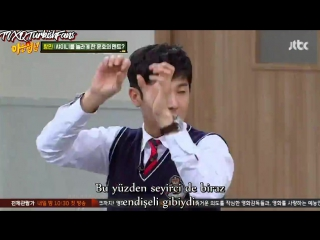 TVXQ - Knowing Brothers ( Ask Us Anything) Türkçe Altyazılı Part2