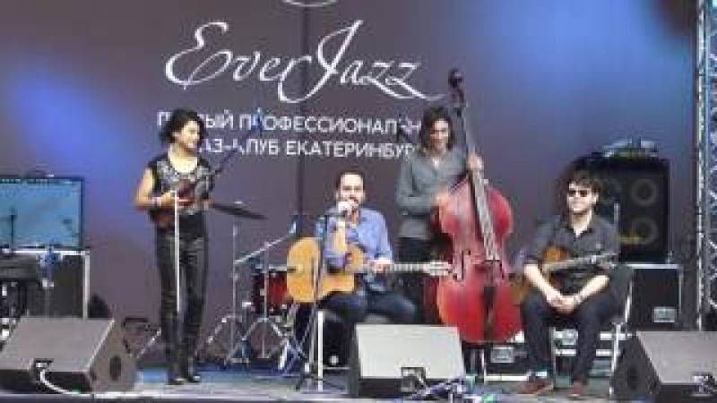Gonzalo Bergara Quartet. Фестиваль Ever Jazz 2017.