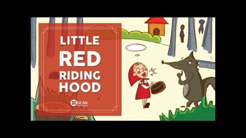 Learn English Listening | English Stories - 16. Little Red Riding Hood