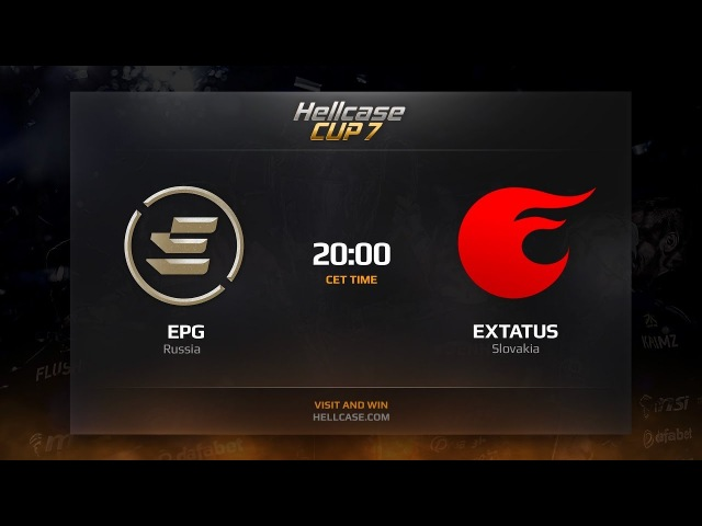 EPG vs eXtatus HellCase Cup Season 7
