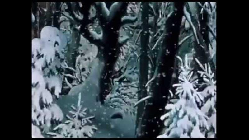 В.Каретников В зимнем лесу