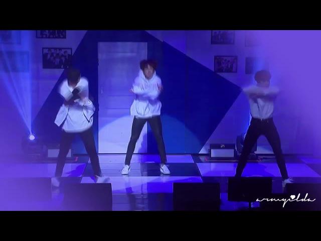 JungKook, Jimin, JHope (3J) Dance - BTS Home Party
