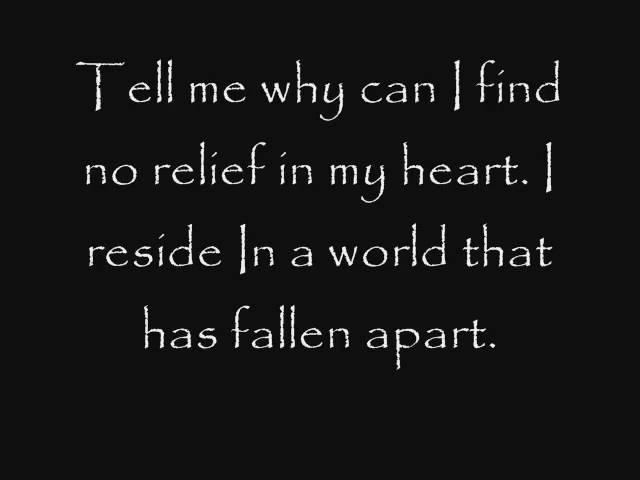 Inside of me - Eric Clapton with lyrics