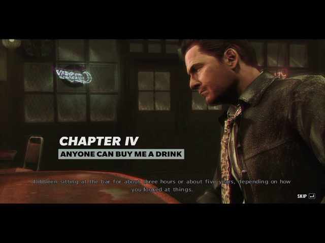 Max Payne 3 - Anyone Can Buy Me A Drink (Level 4)