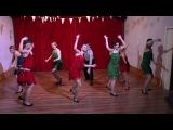 Jazz Dance Kaleidoscope Cotton Club