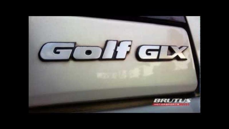 VW Golf MK3 GLX 2.0 8V Turbo - Parte 2 Final