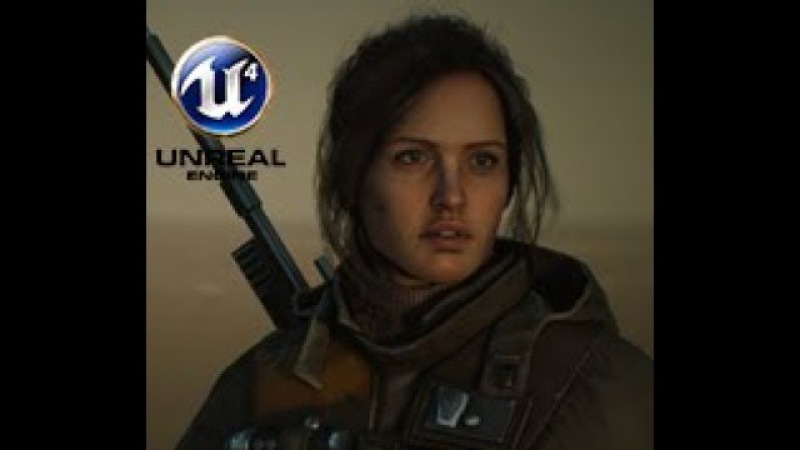 A Tribute to Jyn Erso, Rogue One