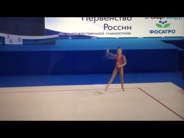 Чернышова Лидия, скакалка 2006 гр (УФО)