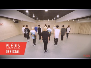 Choreography Video SEVENTEEN() - Crazy in Love