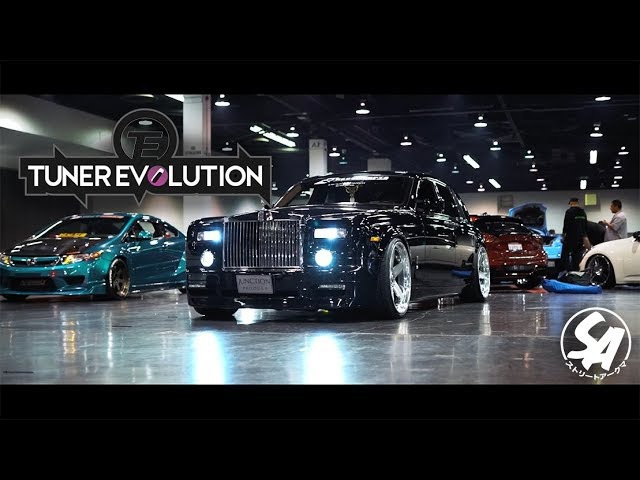Tuner Evolution SoCal 2018 STREET AKUMA