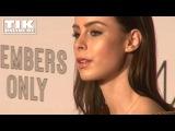 Lena Meyer-Landrut bauchfrei auf der Fashion Week!