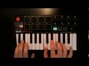 Akai mpk mini - Live looping with FL Studio 1