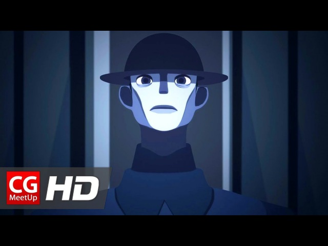 CGI Animated Short Film Deserteur Short Film by Mathilde Dourdy