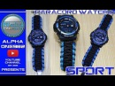 How to make paracord watchband King Cobra SPORT