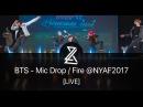 171216 2L8 너무늦었어 cover BTS Mic Drop FIRE @NYAF Cover Dance 2017