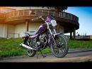 Обзор мотоцикла Patron FABIO 150