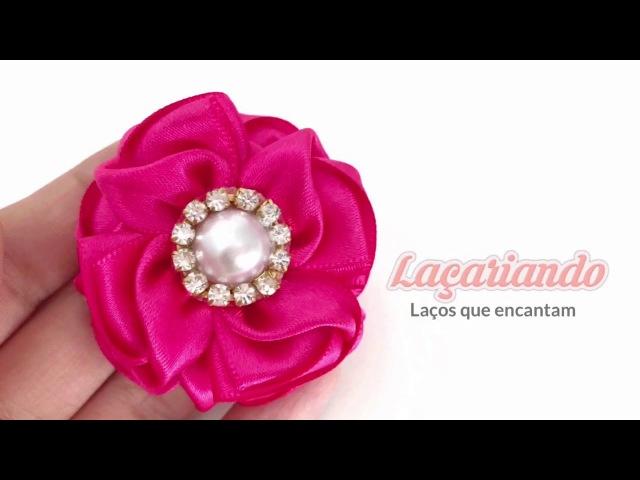 Flor Elegante fita N5