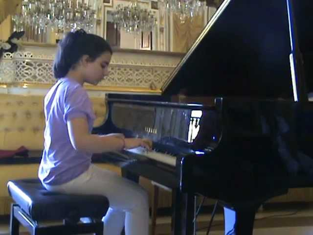 Carlotta Panissidi - Valzer Muzio Clementi - op. 38 n° 9