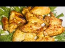 Куриные крылышки во вкуснейшем медовом маринаде запеченные в духовке ► Пошаговый простой рецепт