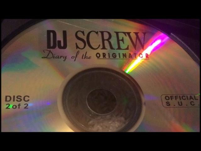 DJ Screw - Chapter 262 - Clay Screw 1997 (DISC 1 2)