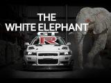 Nissan Skyline GTR R34 - ft. 1000hp White Elephant